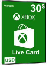Buy 50 USD Xbox Live Card, Microsoft Giftcard - MMOGA