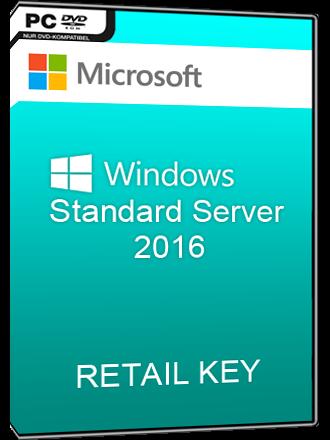 Buy Windows Server 2018 Standard key