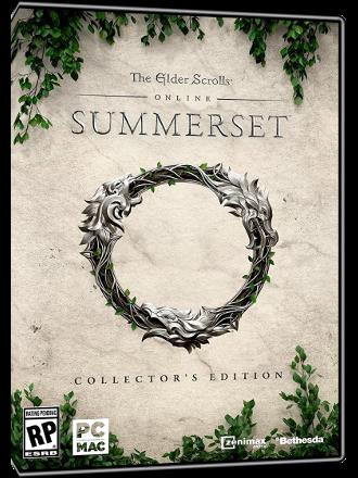 The Elder Scrolls Online - Summerset (Collector's Edition Upgrade)