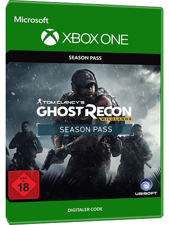 Ghost Recon Wildlands - Season Pass (Xbox One Download Code)