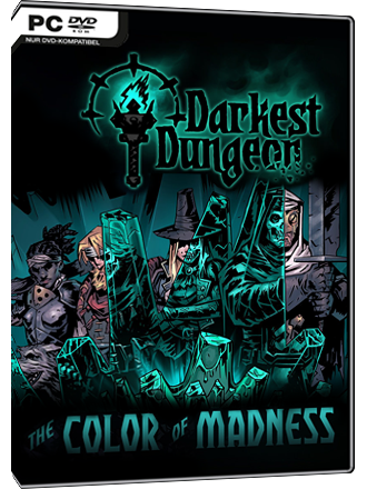 Darkest Dungeon - The Color of Madness (DLC) Screenshot