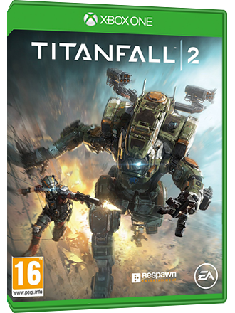 Titanfall 2 - Xbox One Download Code Screenshot