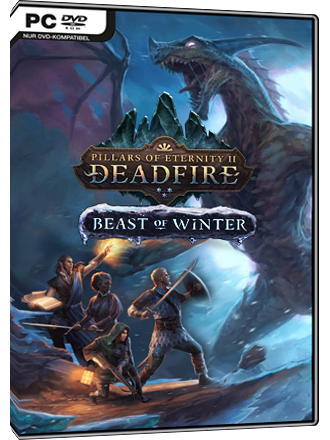 Pillars of Eternity 2 Deadfire - Beast of Winter (DLC) Screenshot