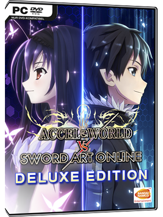 Accel World VS Sword Art Online - Deluxe Edition Screenshot