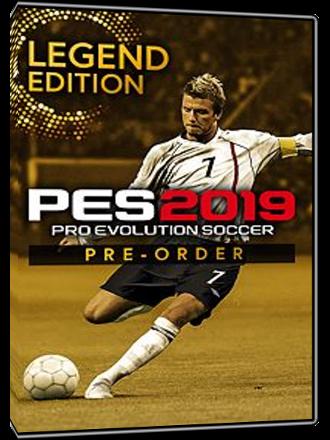 pes 2019 legend edition ps4