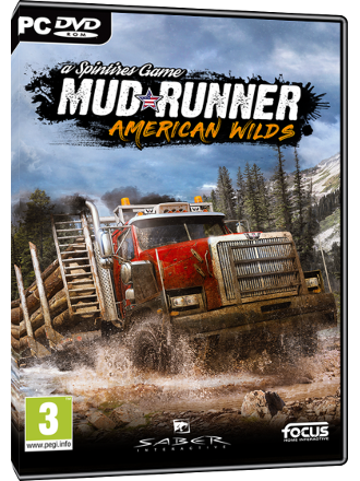 Spintires MudRunner - American Wilds Edition Screenshot