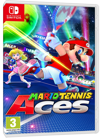 Mario Tennis Aces - Nintendo Switch Download Code Screenshot