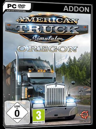 buy american truck simulator oregon ats dlc mmoga. Black Bedroom Furniture Sets. Home Design Ideas