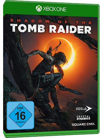 Shadow of the Tomb Raider - Xbox One Download Code