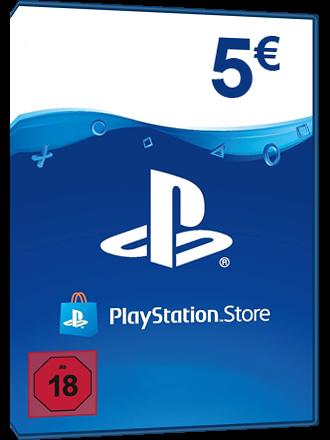 PSN_Card_5_Euro_Spain__Playstation_Network