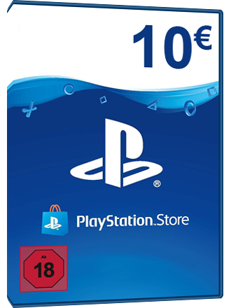Psn Card 10 Euro Spain Playstation Network Mmoga
