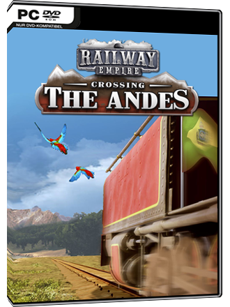 Railway Empire - Crossing the Andes (DLC) Screenshot