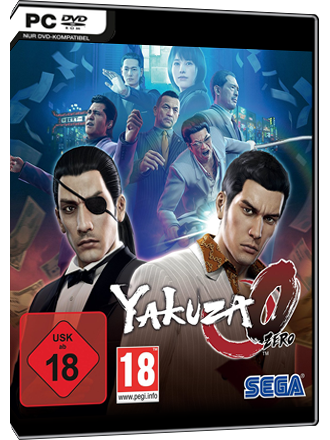 Yakuza 0 - EU Key Screenshot