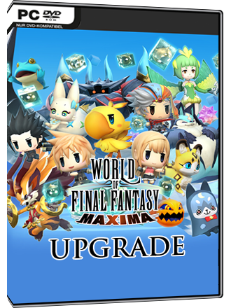 World of Final Fantasy MAXIMA Upgrade Screenshot