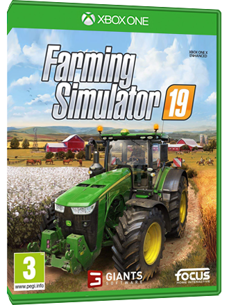 Farming Simulator 19 - Xbox One Download Code Screenshot