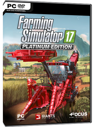 Farming Simulator 17 - Platinum Edition Screenshot