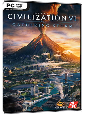 Civilization VI - Gathering Storm (Expansion)
