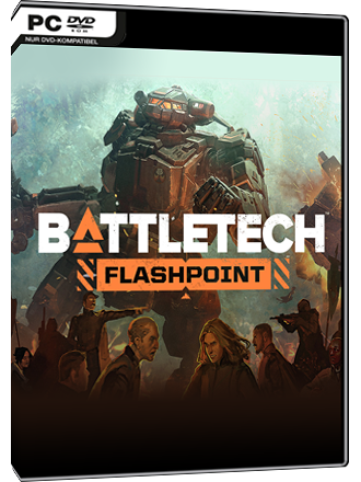 Battletech - Flashpoint (DLC) Screenshot