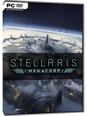 Stellaris - MegaCorp (DLC) Screenshot