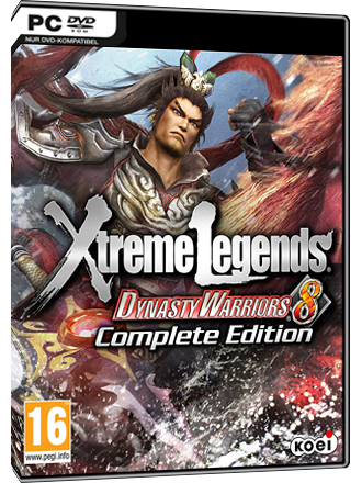 Dynasty Warriors 8 - Xtreme Legends (Complete Edition) Screenshot