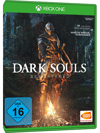 Dark Souls Remastered - Xbox One Download Code Screenshot