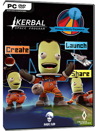 Kerbal Space Program - Making History (DLC) Screenshot