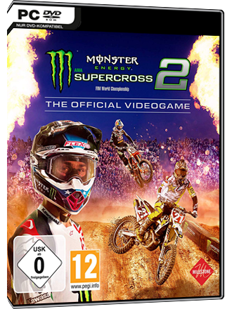 Monster Energy Supercross - The Official Videogame 2 Screenshot