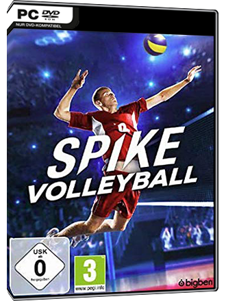 Spike_Volleyball