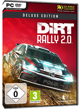 DiRT Rally 2.0 - Deluxe Edition Screenshot