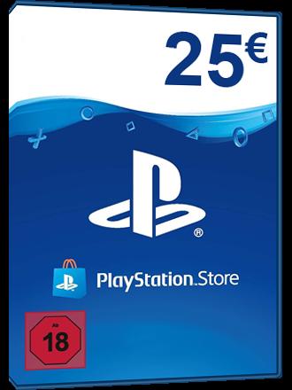 PSN_Card_25_Euro_Austria__Playstation_Network_Credit