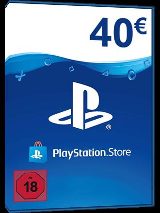 PSN_Card_40_Euro_Austria__Playstation_Network_Credit