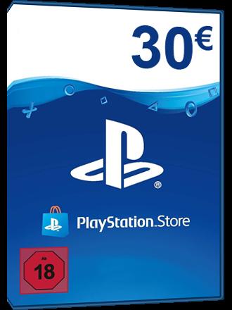 PSN_Card_30_Euro_Austria__Playstation_Network_Credit
