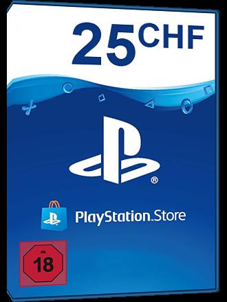 PSN_Card_25_CHF_Switzerland__Playstation_Network_Credit