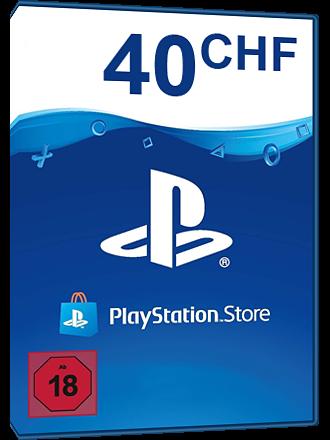 PSN_Card_40_CHF_Switzerland__Playstation_Network_Credit