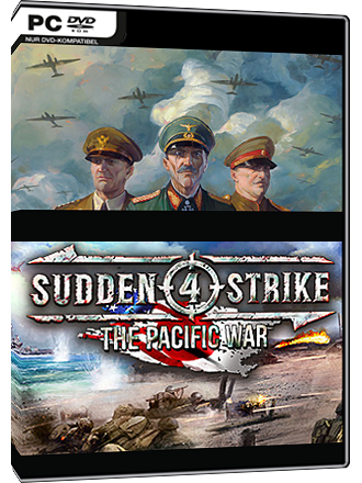 Sudden Strike 4 - The Pacific War (DLC) Screenshot