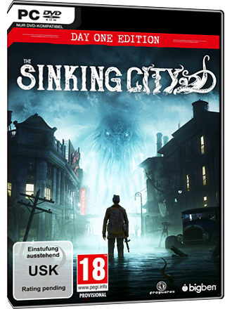 The Sinking City - Limited Day One Edition Screenshot