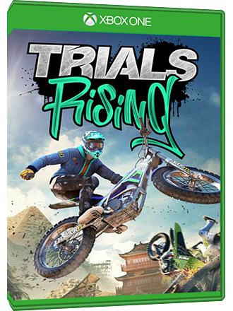 Trials Rising - Xbox One Download Code Screenshot