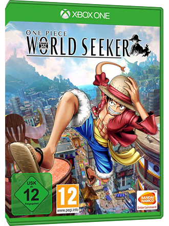 One Piece World Seeker - Xbox One Download Code Screenshot