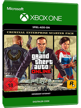 Gta 5 Criminal Enterprise Starter Pack Xbox One Mmoga