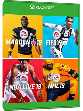 EA Sports Bundle 19 - Xbox One Download Code
