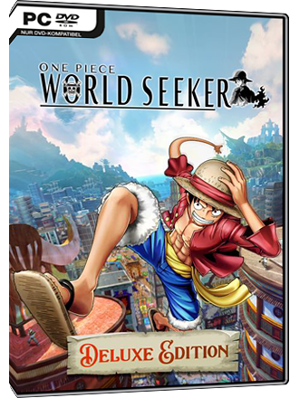 One Piece World Seeker - Deluxe Edition Screenshot