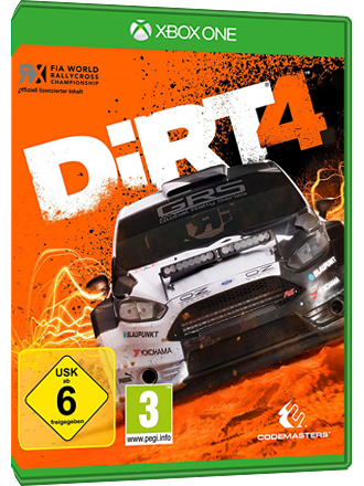 DiRT 4 - Xbox One Download Code
