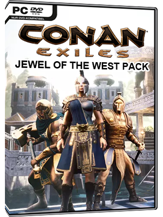 Conan Exiles - Jewel of the West Pack (DLC) Screenshot