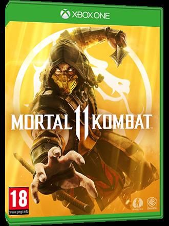Mortal Kombat 11 - Xbox One Download Code