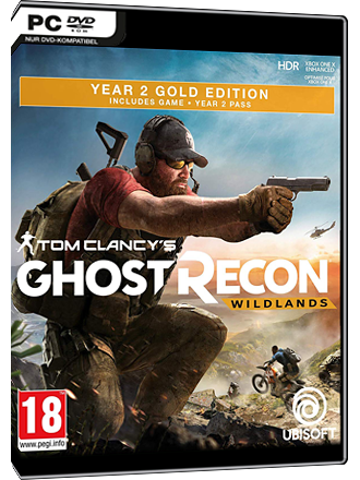 Ghost Recon Wildlands - Year 2 Gold Edition Screenshot