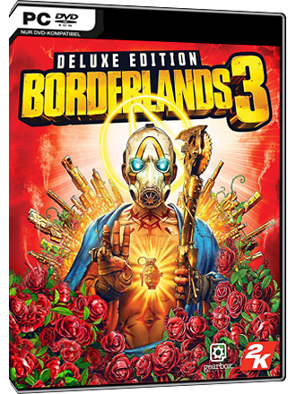 Borderlands 3 - Deluxe Edition (Epic Games Store Key)
