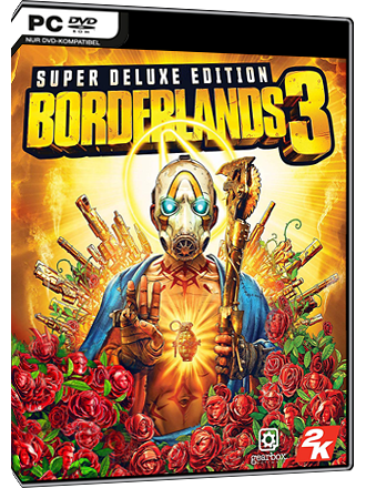 Borderlands 3 - Super Deluxe Edition (Epic Games Store Key)
