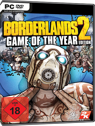 Borderlands 2 - Game of the Year Edition Screenshot