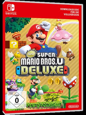 New Super Mario Bros U Deluxe Switch Download Code Mmoga