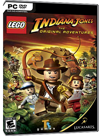 LEGO Indiana Jones - The Original Adventures Screenshot